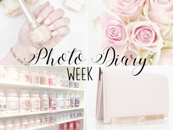 Photo Diary Week 1