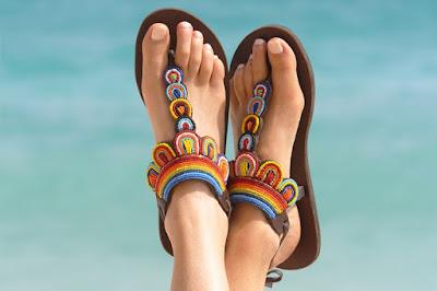Sandalias de Playa 2017
