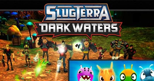 Slugterra: Dark Waters (FREE ANDROID GAME) - Free Games for