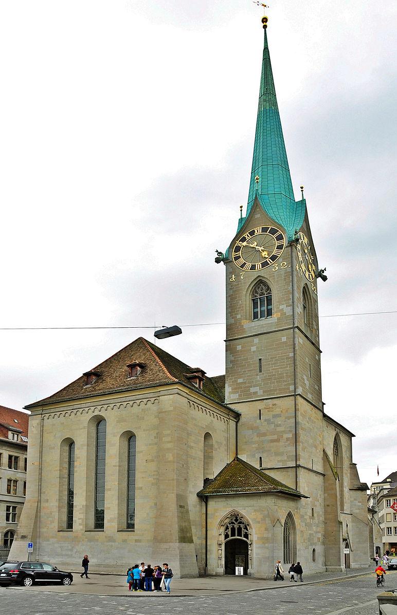 Fraumünster - Zurich