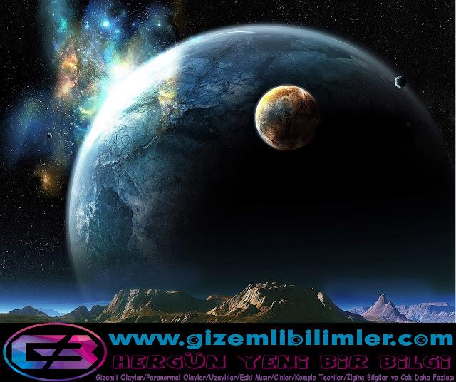 evren, uzay, dünya, gezegenler, uzaylılar, güneş,fermi paradok