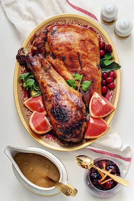 Roasted Turkey and Gravy