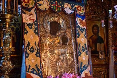Αποτέλεσμα εικόνας για Παναγίας στη Βίγλα του Άθωνα