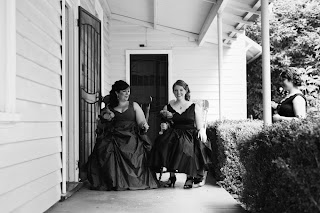 Elle and Terry Tasma House Verandah Photo
