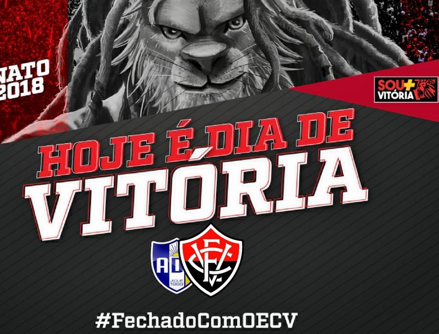 Jequié x Vitória ao vivo HD pelo Campeonato Baiano 2018 1