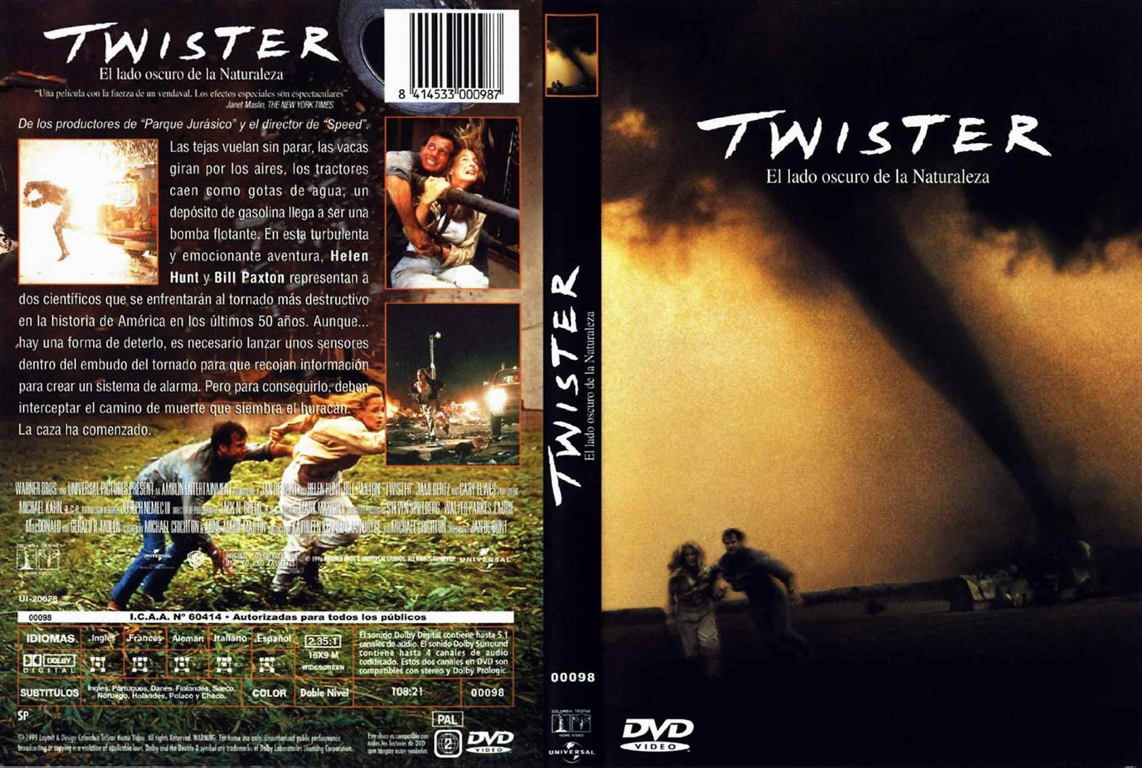 F5 - Twister