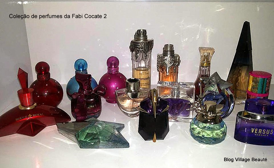 FABI COCATE FRAGRANCE COLLECTION
