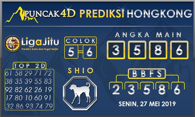 PREDIKSI TOGEL HONGKONG PUNCAK4D 27 MEI 2019