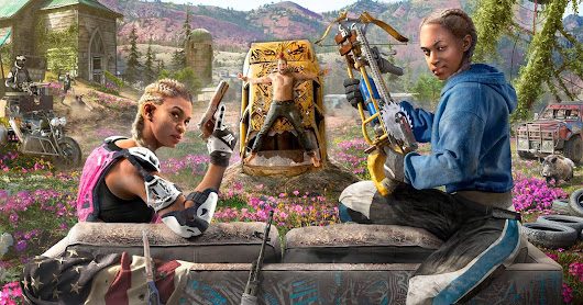 Far Cry New Dawn - Trailer da história