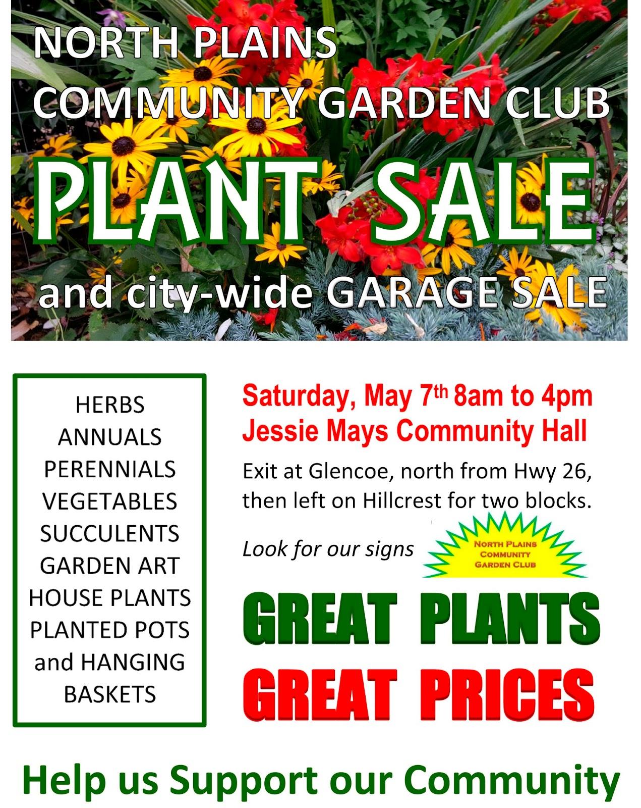 . North Plains Community Garden Club