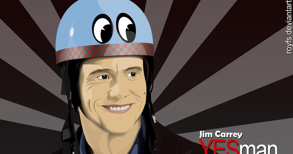 Cartoon Pictures of Jim Carrey