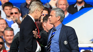 Sport: Wenger fires back at Mourinho over playing Lacazette against Manchester United