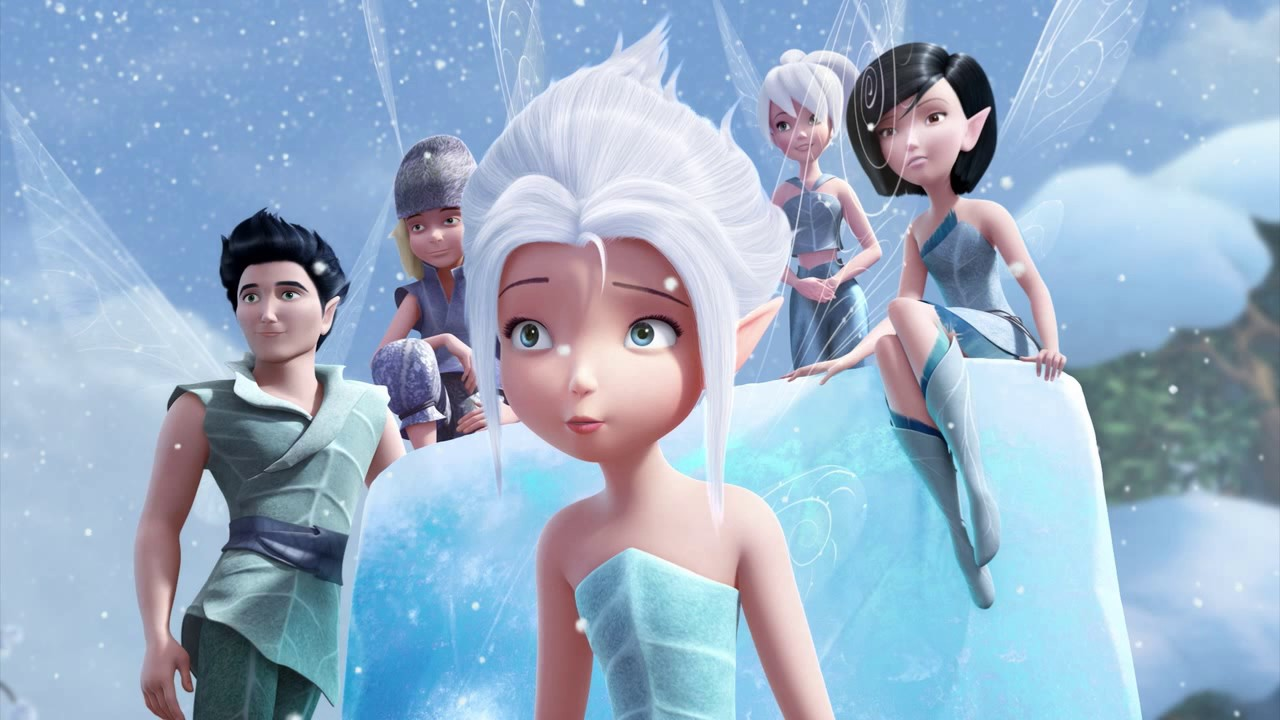 tinker bell secret of the wings 2012 subtitle indonesia