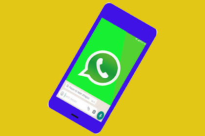 Menampilkan isi pesan WhatsApp yang di hapus pengirim