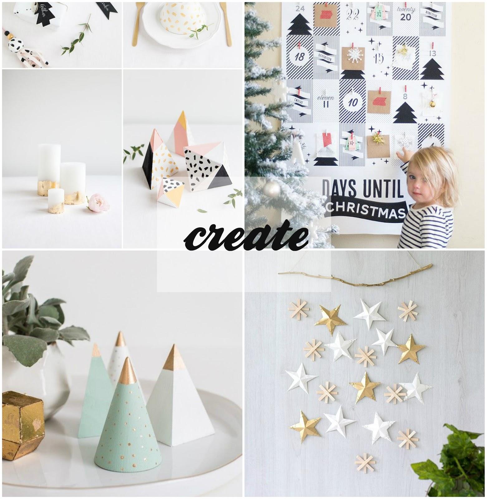 Idee Creative Per Natale wayhome:: : diy | idee creative per natale