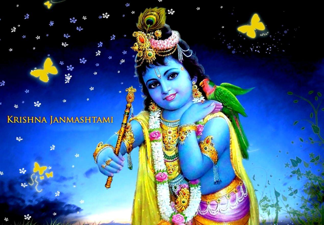 Lord Krishna Hd Wallpapers Desktop | Wallpapers Art