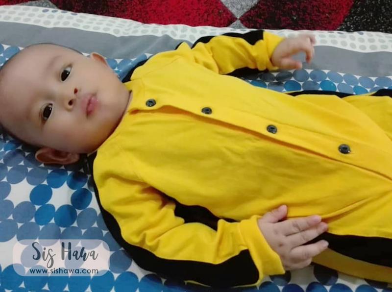 Pakaian Bayi Paling Wajib Beli Untuk Newborn & Baby - Boleh Shopping Dengan Harga Murah Dari MD Textile