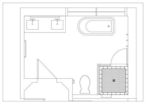 7 phòng tắm 100 feet vuông bạn có thể bỏ bất cứ thứ gì
