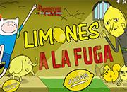 Limones a la fuga | Juegos de Hora de Aventuras