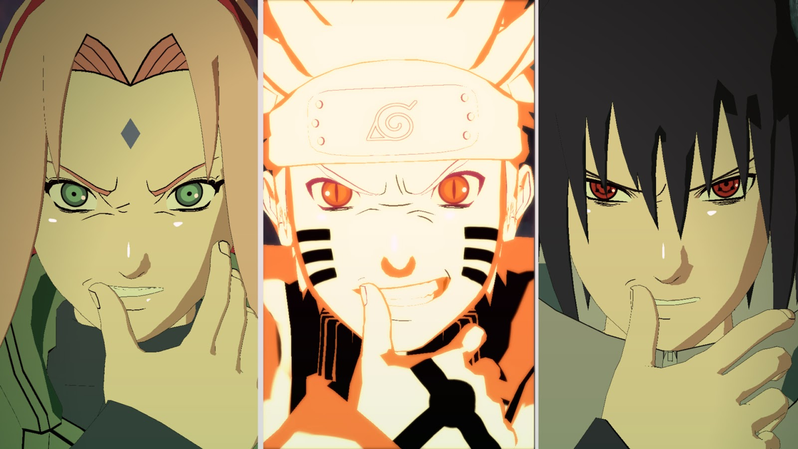 Next Generation Ninja Battles In Naruto Shippuden ...