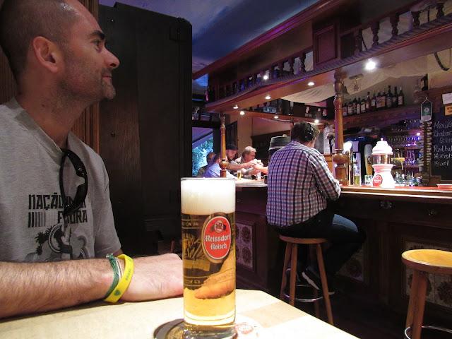 A cozinha alemã na Renânia do Norte-Vestfália