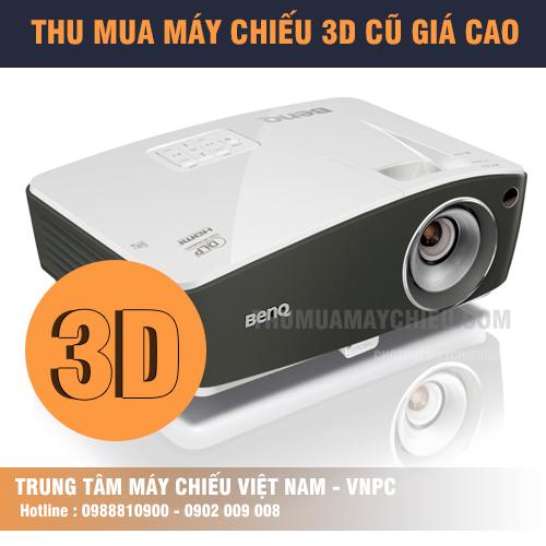 Chuyên thu mua máy chiếu 3D cũ giá cao tại TpHCM