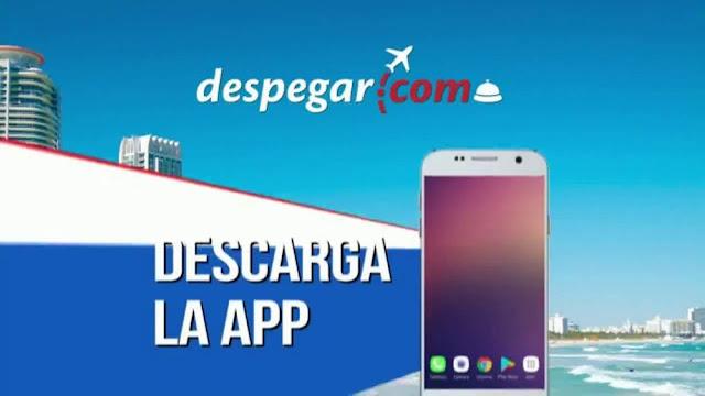 App hoteles y vuelos