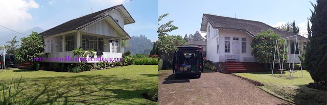 Villa murah untuk rombongan di lembang