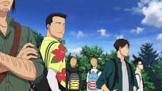 Kaze ga Tsuyoku Fuiteiru - Episódio 15