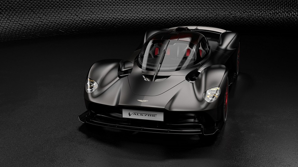 Aston Martin Valkyrie gets AMR Track Performance Pack
