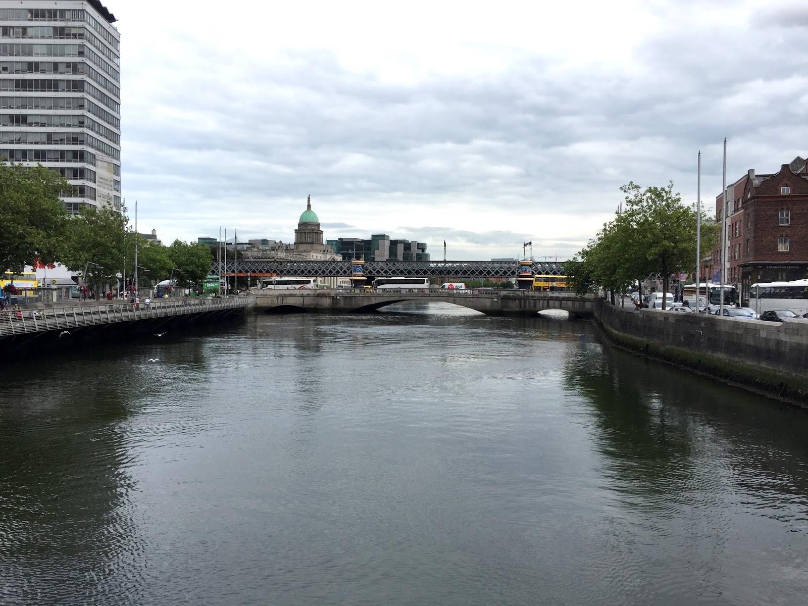 George Eats: SB Poets Take Ireland: Day 1