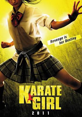 Karate Girl – DVDRIP SUBTITULADA
