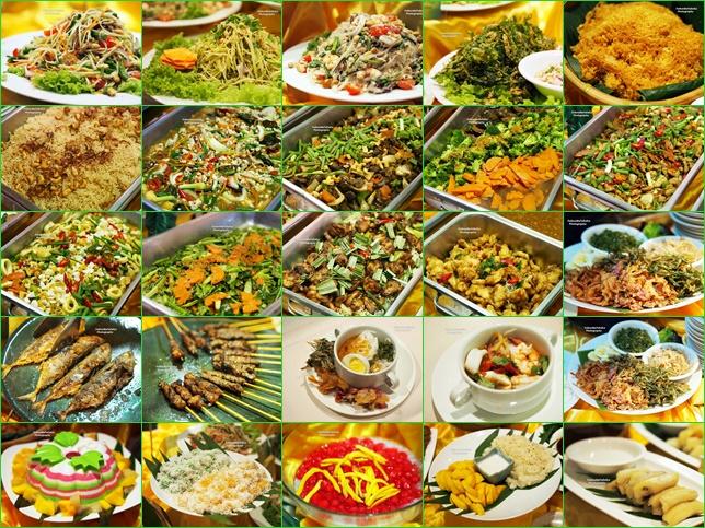 "Ramadhan Buffet 2017 Chakri Palace ""Tantalizing Tastes of Thailand"""