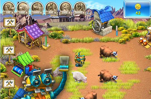 Farm Frenzy PC Game