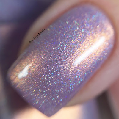 Rogue Lacquer Steam Punk Fantasy Swatch and Review