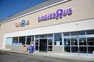 Lojas Toys R Us e Babies R Us em Miami