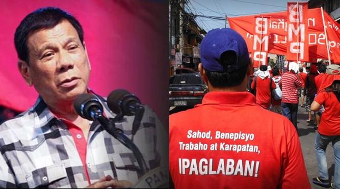 Socialist group warns Duterte of Rasputins in his cabinet