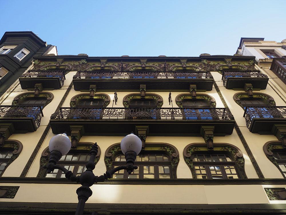 Edificio Bambara Gijón