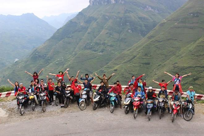 Những cơ sở cho thuê xe máy ở Hà Giang 5