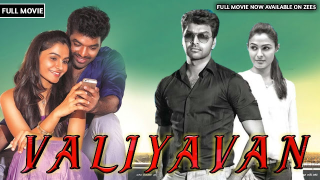 Valiyavan 2018 Full Hindi Dubbed Movie Free Download 720p