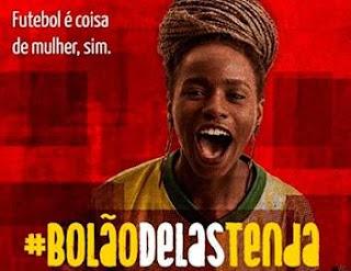 Cadastrar Promoção Tenda Bolão Delas Copa do Mundo 2018
