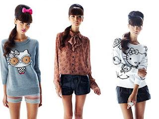 Gambar Baju Hello Kitty Untuk Remaja 11