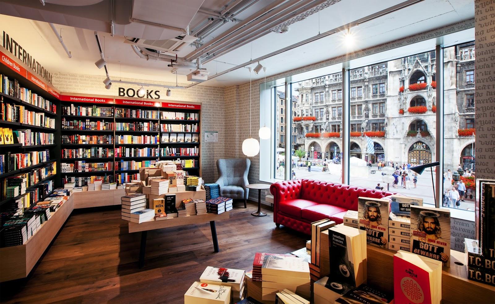 Innenraum Gestaltung Kaffeehaus Don Cafe: Susanna Cots
