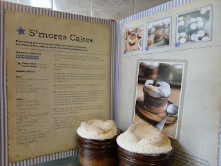 S'mores Cakes in a Jar