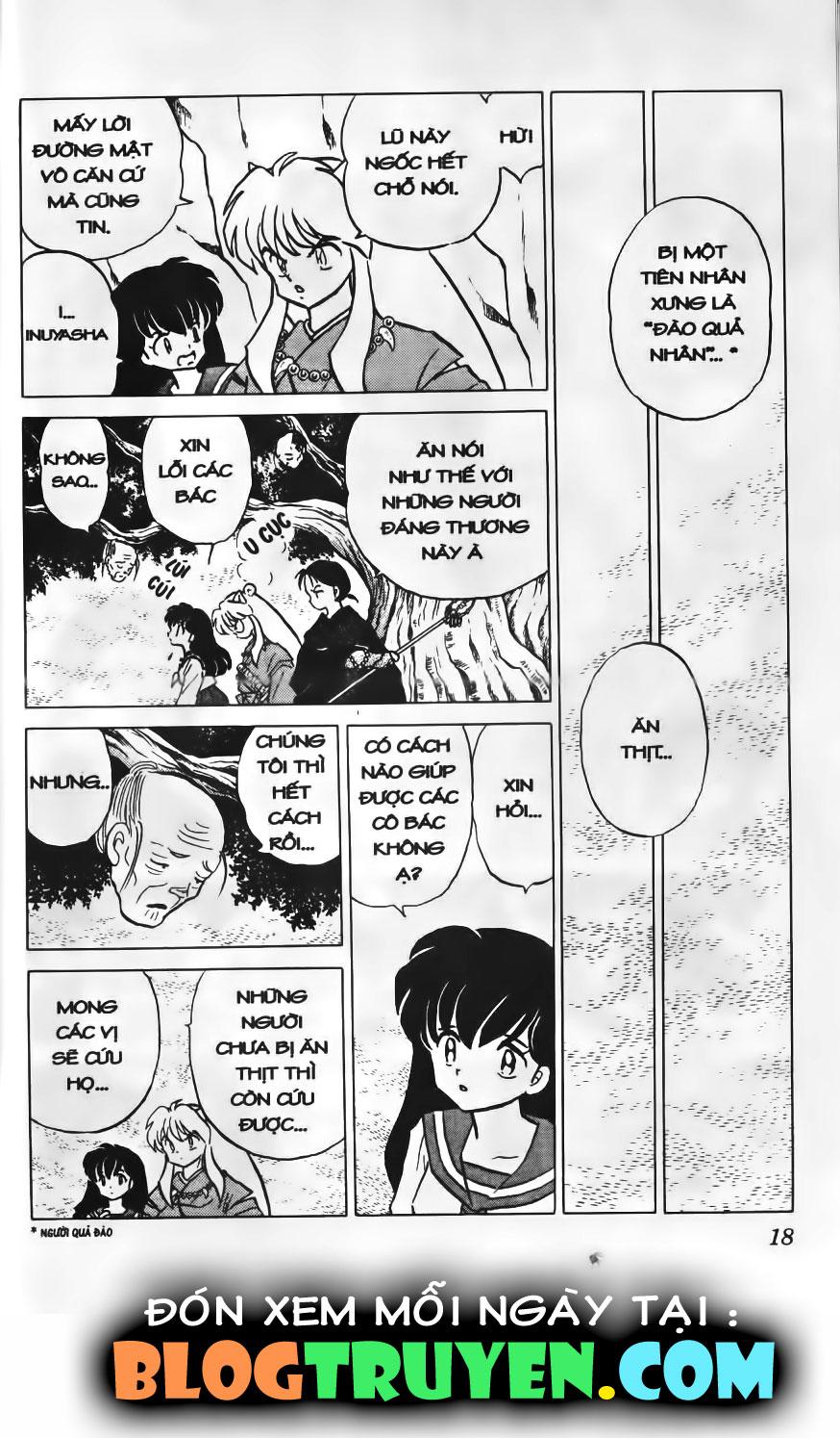 Inuyasha vol 09.1 trang 17