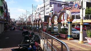 Brickfields Kuala Lumpur
