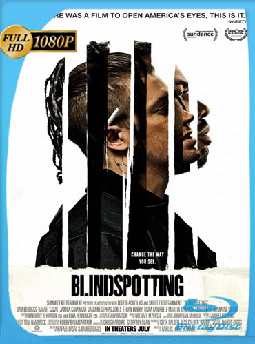 Blindspotting (Punto Ciego) (2018) HD [1080p] Latino Dual [GoogleDrive] TeslavoHD