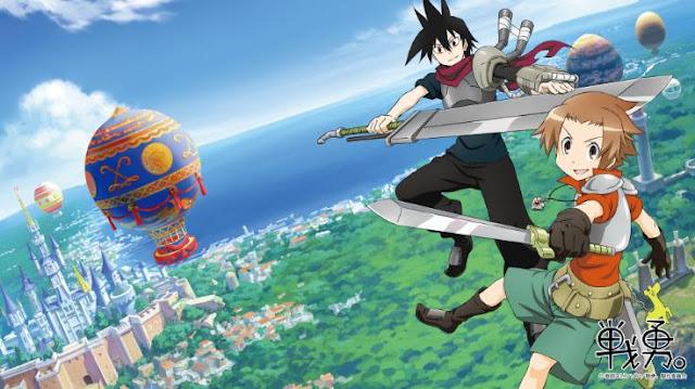Senyuu - Top Anime Like Konosuba (Kono Subarashii Sekai Ni Shukufuku Wo)