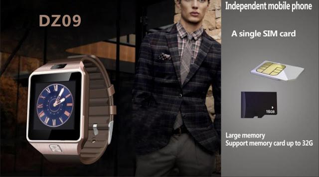 Smartwatch Onix ZGPAX S2 DZ09 dibandrol Rp. 150ribu