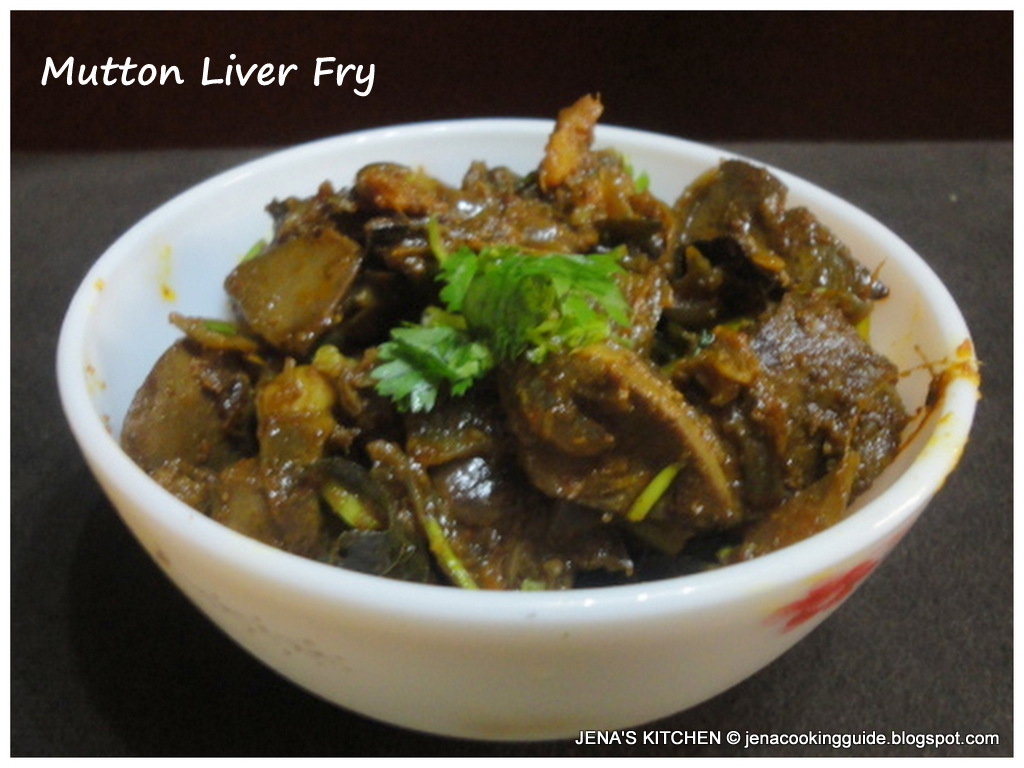 Goat liver with dill leaves indian kitchen cooking recipes - 250 Gms Mutton Liver Washed Well And Cut Into Pieces 1 Tbsp Oil 2 Cloves Cinnamon Each 1 Medium Sized Onions Finely Sliced 1 Tbsp Ginger Garlic Paste